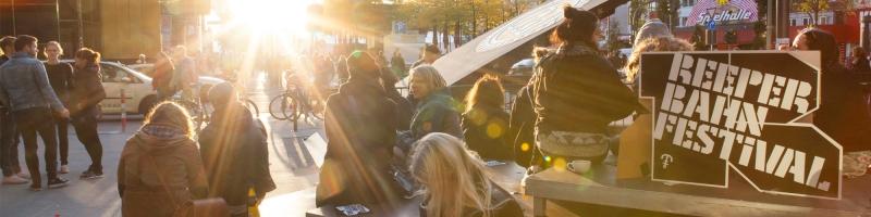 Besucherrekord beim Reeperbahn Festival 2016