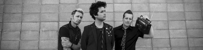 Hurricane Festival 2017: Green Day erster Headliner