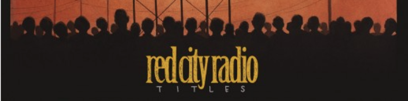 "Red City Radio – ""Titles"""