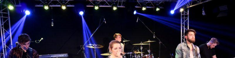 Lenna beim StudioHire Festival 2017