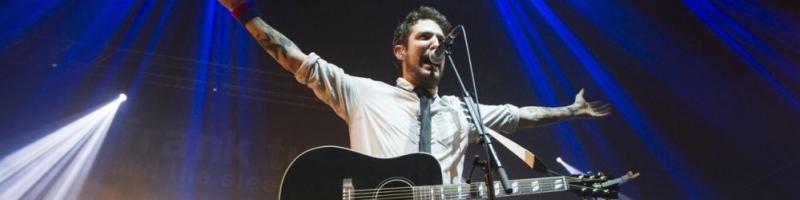 Frank Turner und 17 weitere Acts neu beim Hurricane Festival