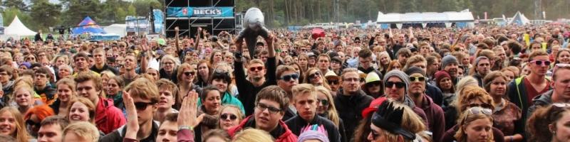 Hurricane Festival meldet Sold out