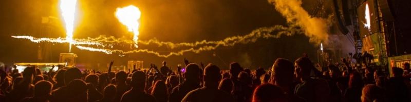 Der Freitag beim Hurricane Festival: Regen und Rammstein