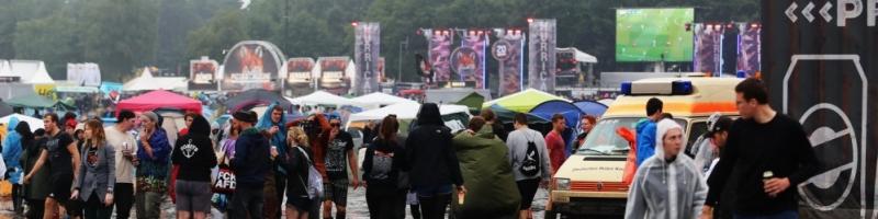 Der Samstag beim Hurricane-Festival: Eine Absage in vielen Akten