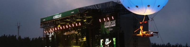 Hurricane Festival 2016 Polizei zieht positive Bilanz
