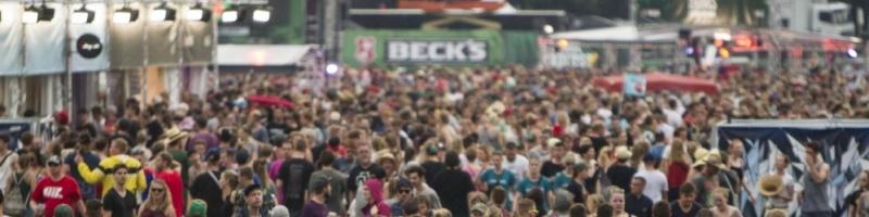 Hurricane Festival: Konzerte auf Abruf und das Buch zum Jubiläum