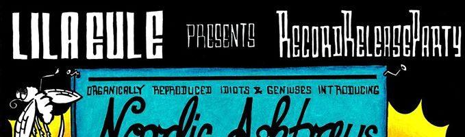 Nordic Ashtrays bringen Album raus