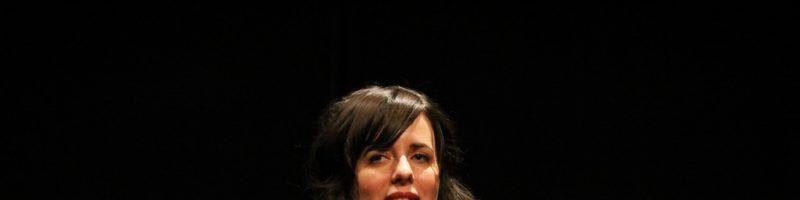 Sarah Kuttner im Kulturzentrum Schlachthof