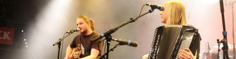 Bremer Musiker in der Buchte