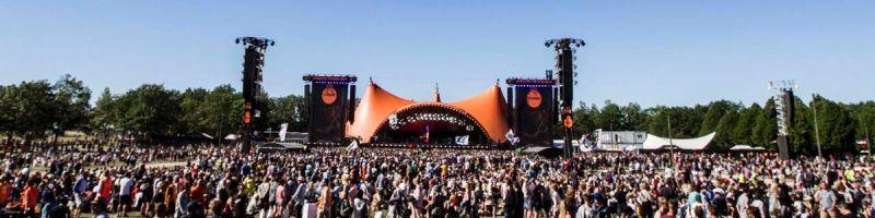 Nine Inch Nails sagen in Roskilde zu