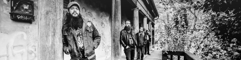 Südstaaten Blues-Stoner-Rock in Bremen: Shawn James & The Shapeshifters