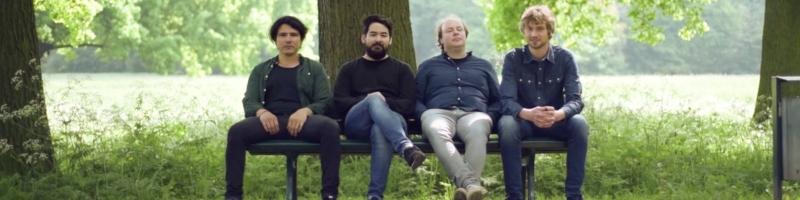 Petterson stellen ihr Debütalbum in der Lila Eule vor