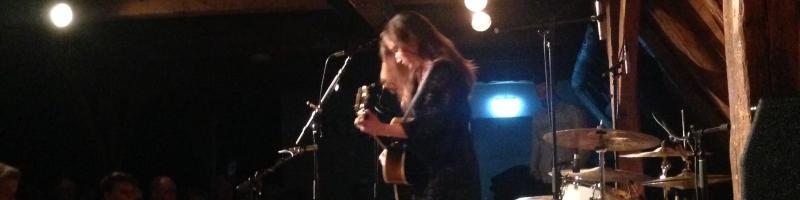 Ein besonderer Abend im Kito – Jade Jackson beim Radiokonzert