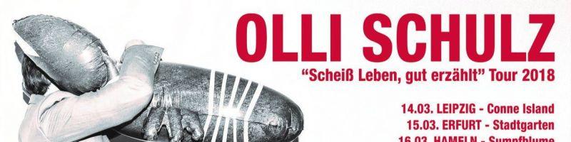 Olli Schulz ist zurück