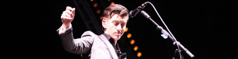 Arctic Monkeys auf dem Hurricane Festival 2013