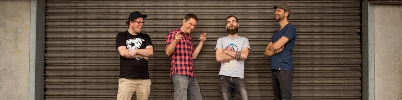 Alternative Punkrock meets Gypsy-Punk