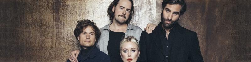 Schwedischer Indie-Rock im Modernes