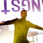 Adam Angst 2015 beim Hurricane Festival. Foto: pfa