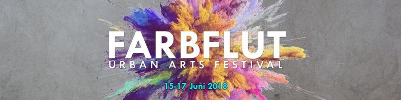 Streetart, Graffiti und Musik: Farbflut Festival in Lemwerder