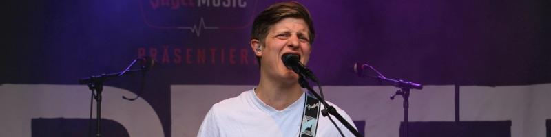 Newcomer auf der Firestone-Bühne beim Hurricane Festival