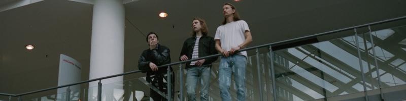 Berliner Noise- und Indie-Rock im Lagerhaus