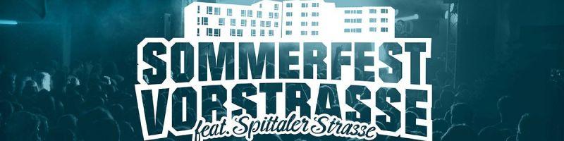Heiße Beats auf dem Sommerfest Vorstraße