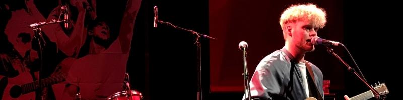 """Michel Ryeson gewinnt """"Live in Bremen"""" 2018"""