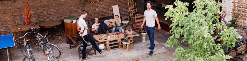 AnnenMayKantereit kündigen neues Album an