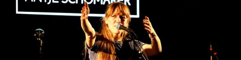 Antje Schomaker im Tower Musikclub