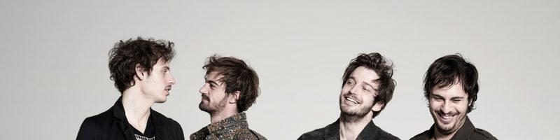 Pariser Indierock-Band Reaven wieder im Gastfeld