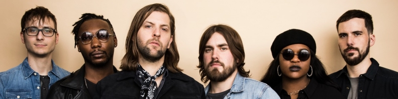 Alternative-Rocker mit Blues-Herz im Schlachthof