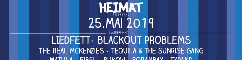 Heimat Festival veröffentlicht Zeitplan