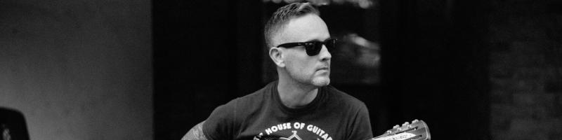 Dave Hause exklusiv im Tower Musikclub