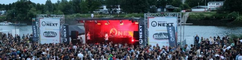 Breminale-Freitag: Elektro, House und DJ-Action