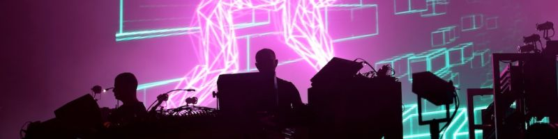 The Chemical Brothers auf dem Deichbrand 2019