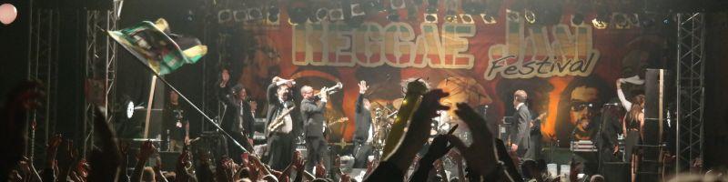 Festival-Lineup mit Karibik-Flair: Alborosie, Busy Signal und Coffee beim Reggae Jam