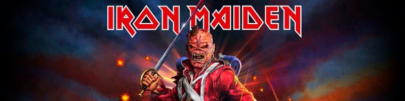 Iron Maiden kommt 2020 nach Bremen