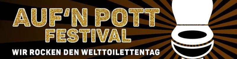 Slammen, rocken, rappen: Auf'n Pott Festival