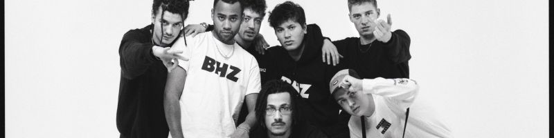Hip-Hop-Trap aus Berlin-Schöneberg