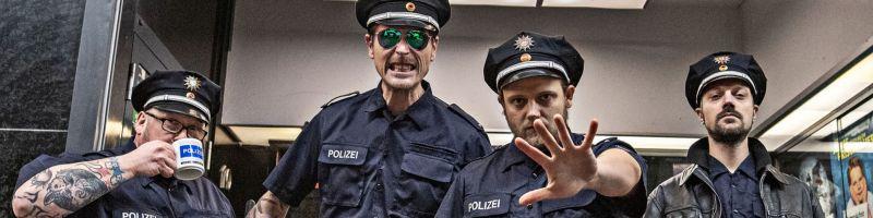 Punkrock-Polizei plant Tower-Party