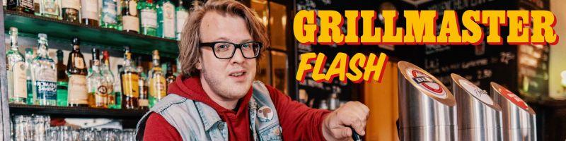 Warum ihr beim Crowdfunding von Grillmaster Flash mitmachen solltet