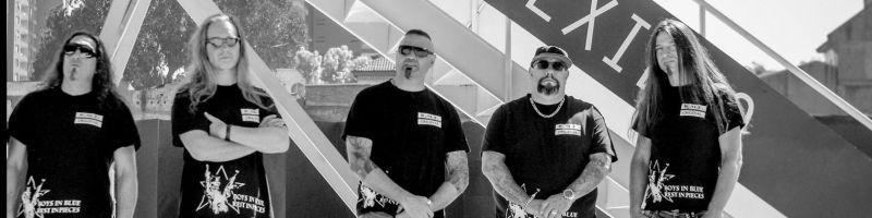 Rumble Militia mit Konzert und neuem Album