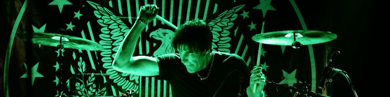 Richie Ramone im Interview – Gewinnt Tickets!