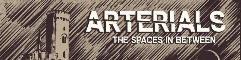ARTERIALS – THE SPACES IN BETWEEN, Gunner Records 2020