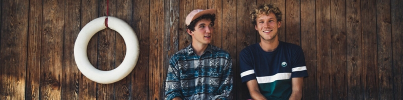 Indie-Brüder Bruckner mit Debütalbum im Lagerhaus