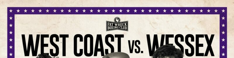 NoFx & Frank Turner – West Cost vs. Wessex, Split 2020, Fat Wreck / Xtra Mile