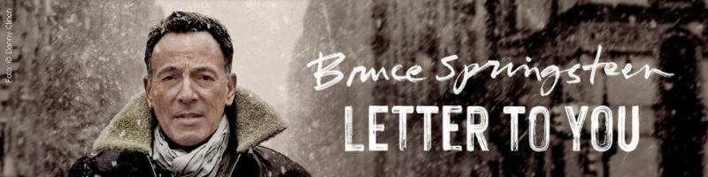Bruce Springsteen – Letter to you, Columbia 2020