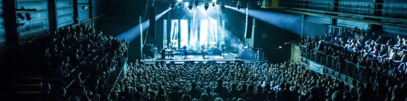 CLUB100 macht Konzerte trotz Corona-Pandemie möglich