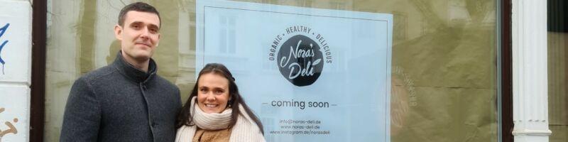 Nora's Deli eröffnet am Sielwall