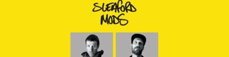 Sleaford Mods – Spare Ribs, Rough Trade, 2021